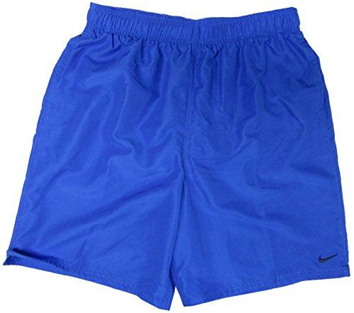Nike Mens Swim Trunks Royal Blue, Large