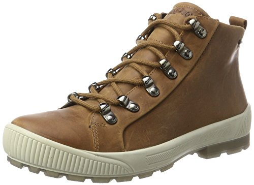 Mesdames Legero Taro Haut Brun Chaussure (
