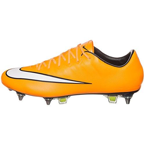 Orange Vapor NIKE Orange X Fußballschuhe Laser black 800 Pro Herren Soft Mercurial Training White volt 648555 Ground HH7wxR5q