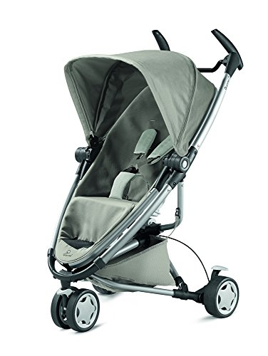 Baby Stroller Compact Pushchair Quinny Zapp Xtra2 Grey Gravel 2015