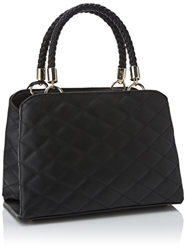 Guess Damen Hwvg6963050 Shopper, Schwarz (Nero), 13x18.5x26 centimeters