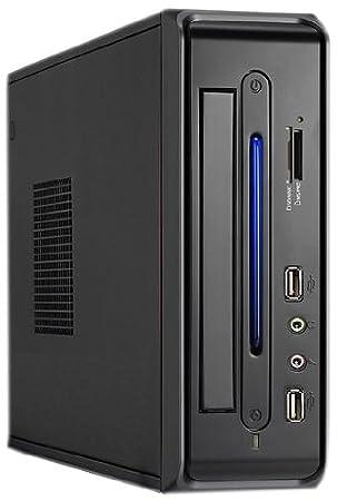 Linkworld LC820-01BC2221 Carcasa de Ordenador - Caja de Ordenador (65 W, 68 mm, 200 mm, 284 mm, 1 x 60mm) Negro