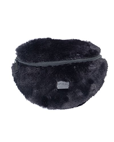 iHeartRaves Faux Fur Rave Fanny Pack