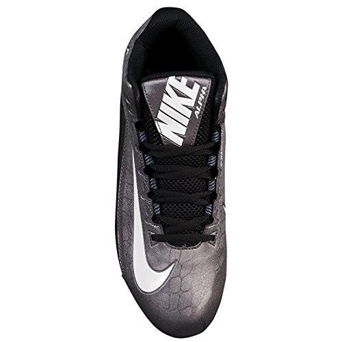 Nike Mens Alpha Strike 2 Tre Quarti Tacchetta Da Calcio Sport Royal / Nero / Bianco