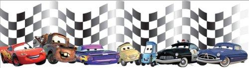 Amazon Com Disneys Cars Boys Wall Paper Border Baby