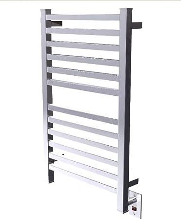 Amazon Com Amba Q 2033 P Quadro 20 1 2 Inch X 33 Inch Towel Warmer Polished Home Improvement