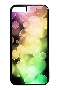 iphone 6 4.7inch Cases & Covers Circle bokeh Custom PC Hard Case Cover for iphone 6 4.7inch black