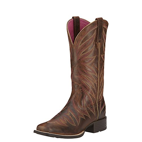 Ariat Femmes Performance Brillance Impertinent Brun