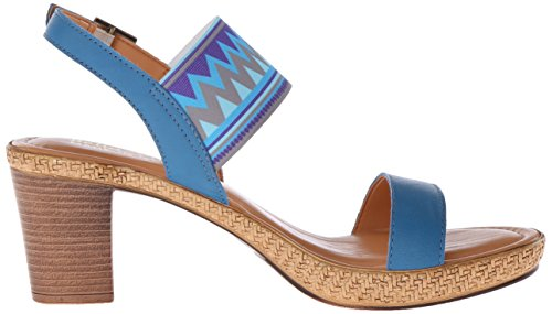 Bella Vita Womens Ponza Dress Sandal Denim Blue Bj13jFbkLF