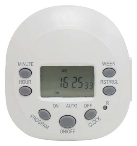 GE 15150 Plug In Digital Timer