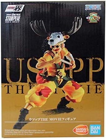 Een stuk echt figuur, Usopp, Straw Hat Sniper, Usopp Character Model
