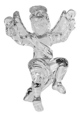 - Waterford Crystal 2004 Annual Angel Ornament