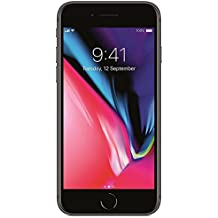 """Apple iPhone 8 4.7"""", 64 GB, Fully Unlocked, Space Gray (Certified Refurbished)"""