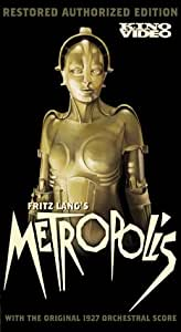 Metropolis (Restored Authorized Edition) [VHS]