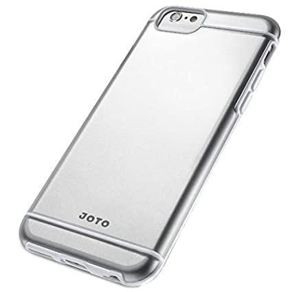 6e6140322e iPhone 6S Plus / iPhone 6 Plus 5.5 Case - JOTO Slim Fit Hybrid Clear Cover  Case (Flexible TPU + Hard PC) for Apple iPhone 6S Plus 5.5