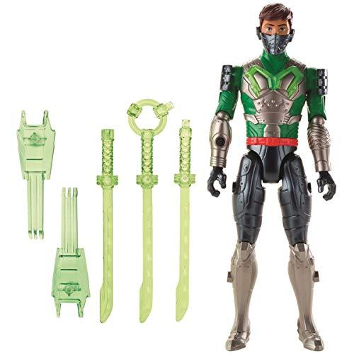 Max Steel Ataque Multiplo, Mattel