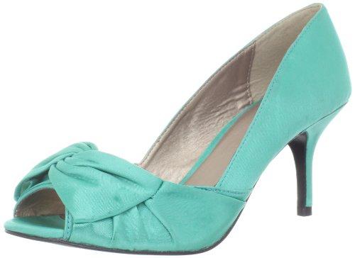 Luichiny Women's Best One Yet Sandal, Aqua, 7 M US -