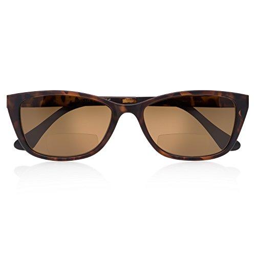 Havanna Matt Femme marron Braun magic soleil de eyewear 2 Lunette dpt 50 YqwfBR