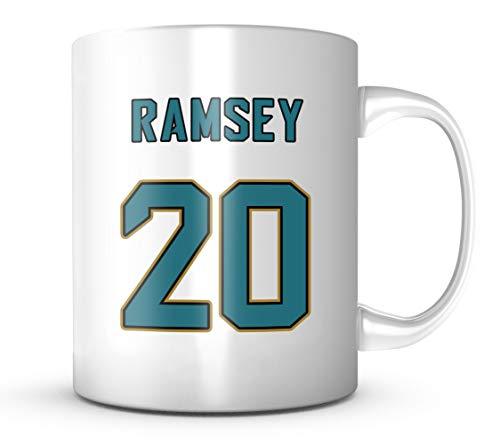 Jalen Ramsey Mug - Jacksonville Football Jersey Number Coffee Cup