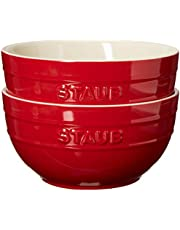 Staub Ceramic 2-pc Large Universal Bowl Set