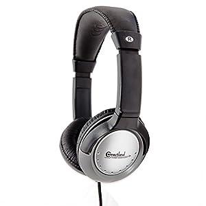 Connectland Headset - Stereo - Over-the-head - Binaural - Ear-cup