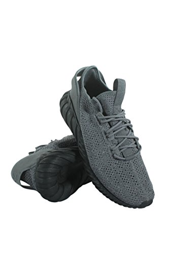 aff50c97016c Galleon - Adidas Tubular Doom Sock PK Mens Shoes Grey Core Black Footwear  White By3564 (7.5 M US)
