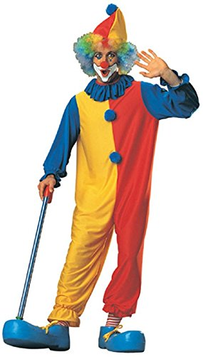 Clown Adult Costume - Standard