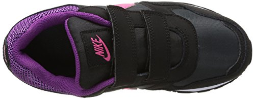 Nike Md Runner Psv - Zapatillas para unisex - bambino Anthracite/Pnk Pw-Blk-Bld Brry