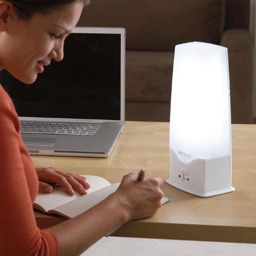 Verilux VT05FWW1 HappyLight energía lámpara 5000