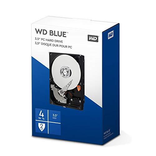 Western Digital Desktop Mainstream Disco Duro Interno de 4 TB