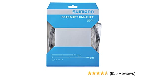 90 inches Shimano//SRAM - Galvanized Steel Jagwire Gear Shifter Cable