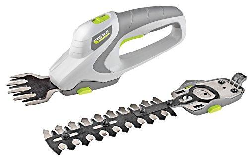 Amazoncom Teho Tools 4313 4V Lithium Cordless TrimmerShear