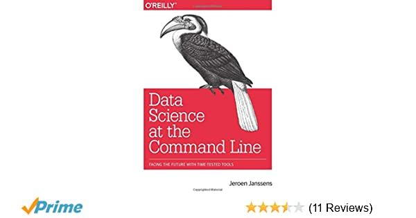 Data Science at the Command Line: Facing the Future with Time-Tested