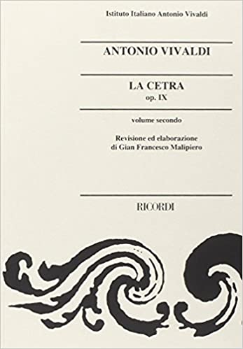 Book Concerti Per Vl., Archi E B.C. Delle Raccolte
