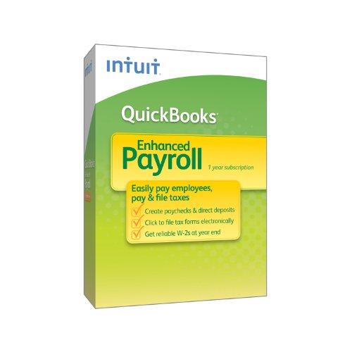 QuickBooks Enhanced Payroll 2013 VERSION
