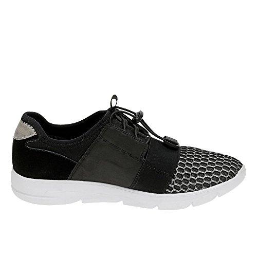 S.oliver Dames Sneakers Zwart 24610