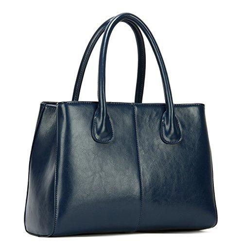 GUANGMING77 Weibliche Große Handtasche Schultertasche Tasche Intellectual zanglan