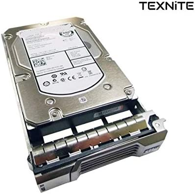 Texnite 6CMH2 300GB 10K RPM 6Gb//s 2.5-inch SAS Hot-Plug SCSI Hard Drive for Dell EqualLogic 6CMH2
