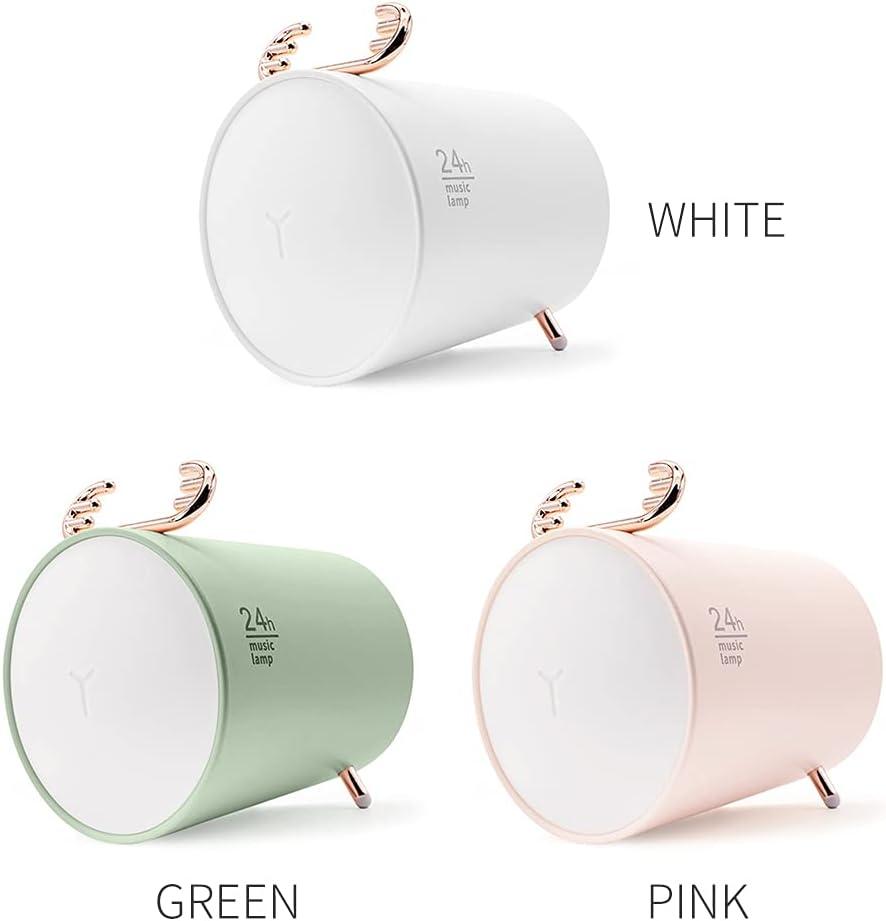 Altavoz Bluetooth Docooler con luz nocturna por sólo 14,99€ usando el #código: SAVUBKDY