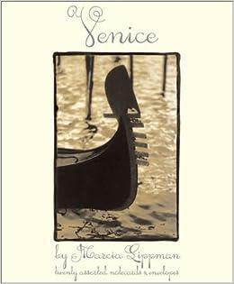 Venice Deluxe Notecards: Marcia Lippman: 9780811833905: Amazon.com: Books