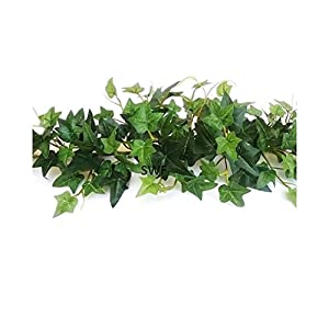 2' Green Leaf Sage Ivy Swag Greenery Silk Wedding Flowers Home Party Holiday Decor 3
