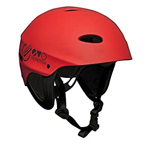 2017 Gul Evo Watersports Helmet RED AC0104-B3 Sizes-- - Small/Medium