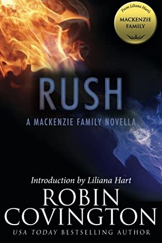 book cover of Rush