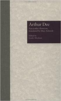 Arthur Dee: Fasciculus chemicus, translated by Elias