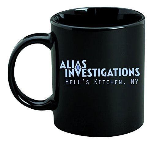 Surreal Entertainment Jessica Jones  Alias Investigations Coffee Mug