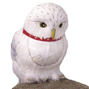 Chouette hedwige harry potter peluche - Harry potter chouette ...