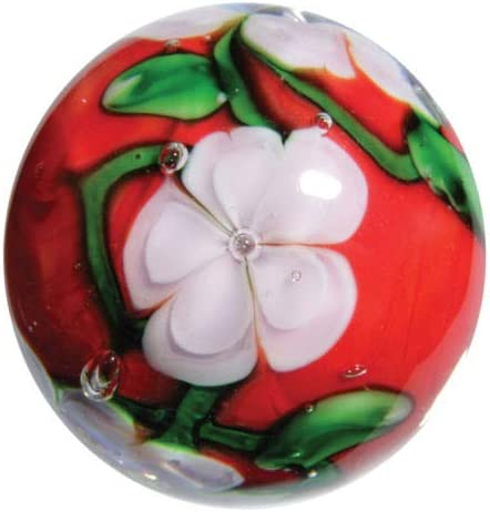 25MM CLEAR GLASS MARBLE STAND