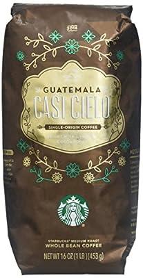 Starbucks Casi Cielo Whole Bean Coffee (1 Pound)