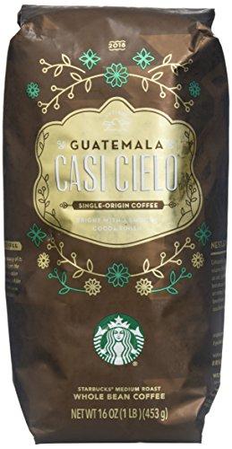Starbucks Casi Cielo Usually Bean Coffee (1 Pound)