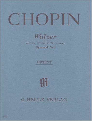 Chopin Waltz Sheet Music - 9
